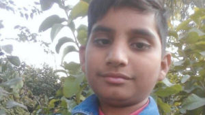 14 years old Child murdered in Pakistan