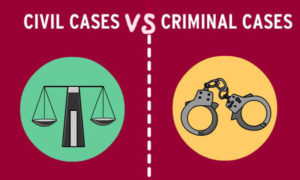 Difference Between Civil and Criminal Proceedings