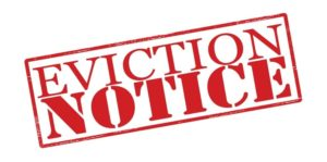 legal notice to evict